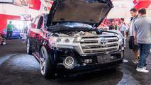 Toyota Land Speed Cruiser - SEMA 2016
