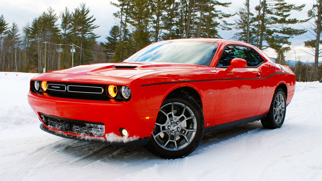 2017 Dodge Challenger Gt First Drive Don T Worry It Can