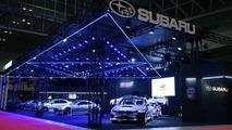 Subaru at 2017 Tokyo Auto Salon
