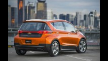 Chevrolet Bolt: versão final do elétrico será apresentada em janeiro