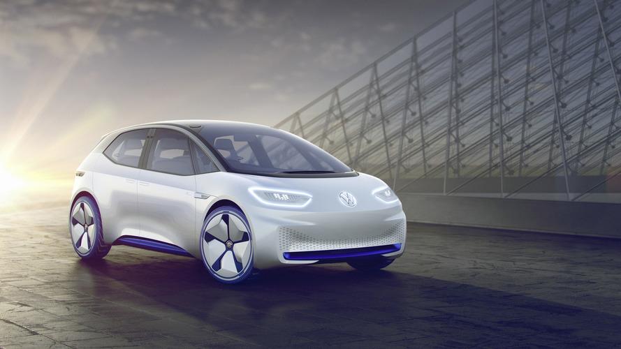 Elétrico Volkswagen I.D. será praticamente igual ao conceito