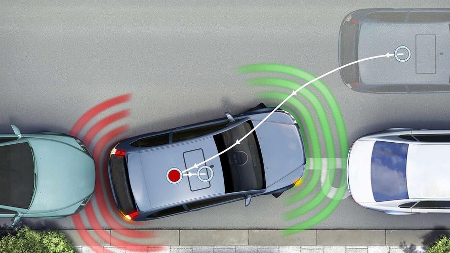 Aparca seguro con Bosch
