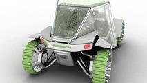 Hummer 02 Wins LA Show Design Challenge