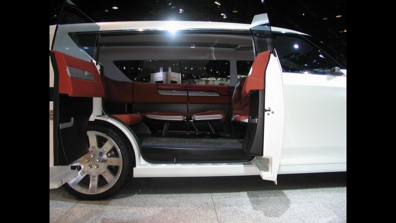 Toyota F3R Concept