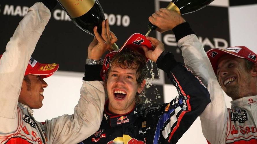 Vettel's daughter born in Switzerland - report