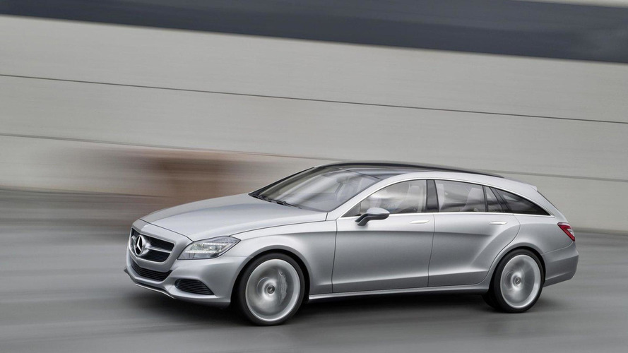 Mercedes-Benz Shooting Break Concept revealed - 2012 CLS preview [Video]