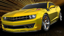 SMS Supercars 620 Camaro First Photos Released