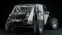 VW Debuts Red Bull Baja Race Touareg TDI Trophy Truck at LA Auto Show