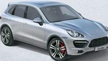 2011 Porsche Cayenne car configurator screenshot leak - 600 - 17.02.2010