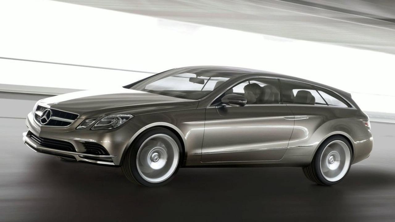 Mercedes-Benz Concept Fascination design sketch - Paris 2008