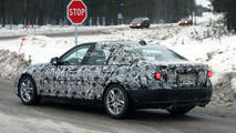 2012 BMW 3-Series F30 Caught Winter Testing on Video