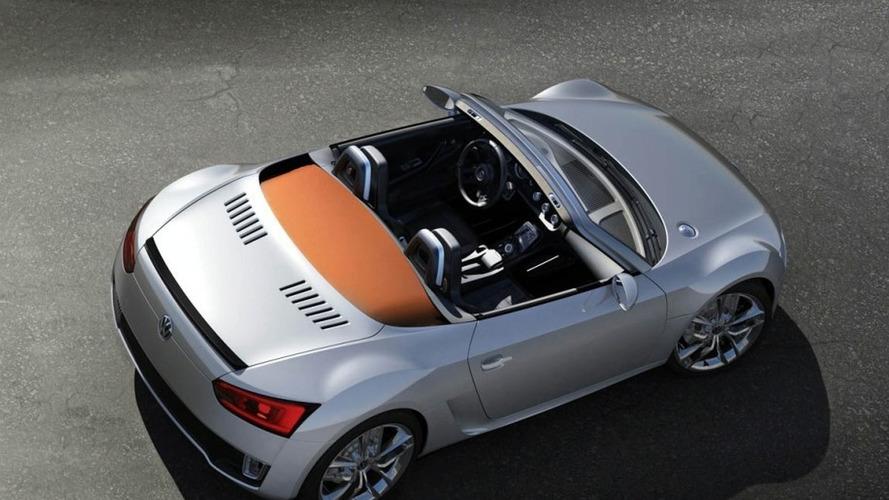 Volkswagen BlueSport still under consideration - report