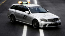 Mercedes C 63 AMG 2009 Formula 1 Medical Car