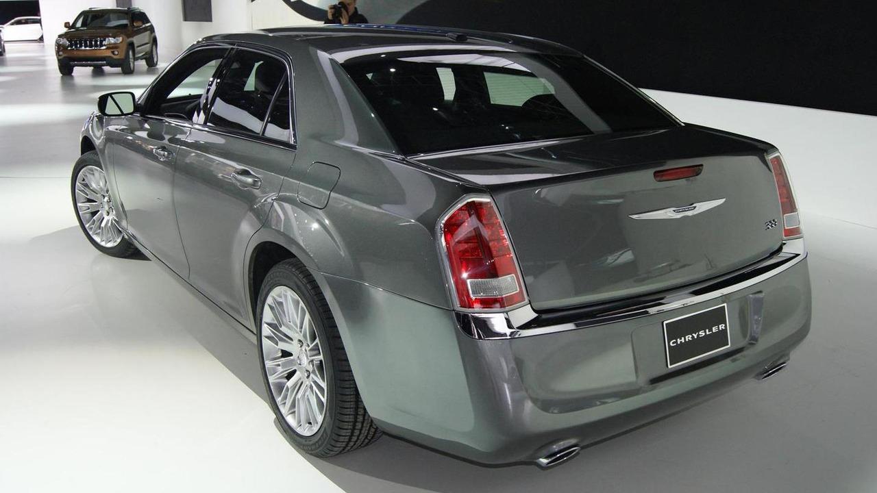 2011 Chrysler 300 in Detroit - 20111 NAIAS
