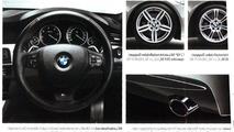 2011 BMW 5-Series Touring M-Sport package brochure leak