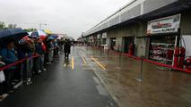 Pitlane atmosphere, Canadian Grand Prix, 10.06.2010 Montreal, Canada