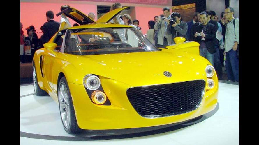 Tokyo Motor Show: Volkswagen zeigt den EcoRacer