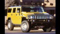 Hummer HX in Detroit