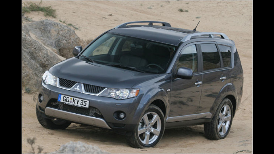 Mitsubishi: Outlander-Produktion startet auch in Okazaki