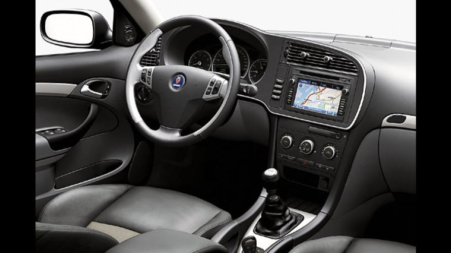 Saab im Modelljahr 2007: Aufgeräumt und neu lackiert