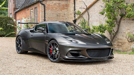'Landmark' Lotus Evora GT430 sports car revealed