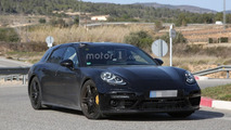Porsche Panamera Shooting Brake spy photo
