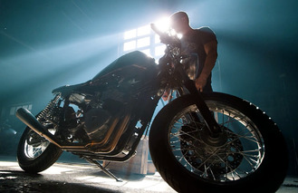 Ryan Reynolds' New Custom Triumph Invites the Unexpected