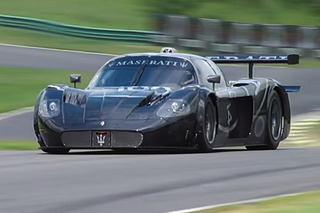 Watch a Maserati MC12 GT1 Centenario Hot Lap [Video]
