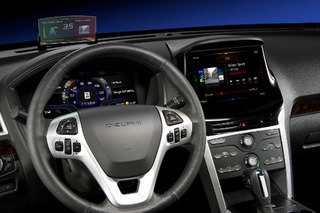 CES: Delphi Delivering the Goods for In-Car Technology