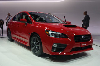 2015 Subaru WRX is 268HP of AWD, Dirt-Kicking Fun