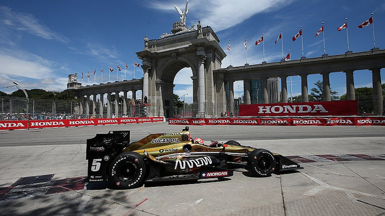 """Hinchcliffe relieved """"insanely bad luck"""" at Toronto is over"""