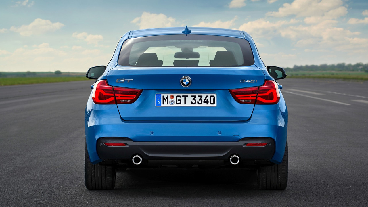 2017 bmw 3 series gt facelift photo. Black Bedroom Furniture Sets. Home Design Ideas