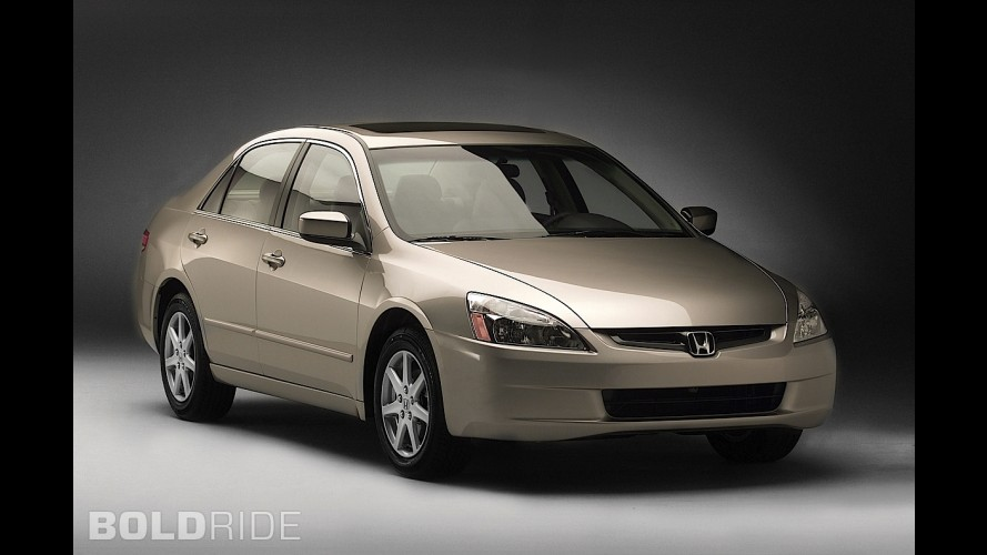 Honda Accord EX Sedan