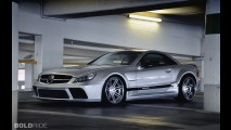 Prior Design Mercedes-Benz SL Black Edition Widebody