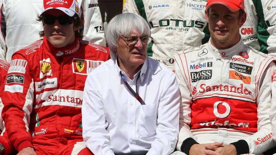 F1 to wait before 'bore' reaction - Ecclestone