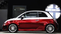 500C Abarth by Romeo Ferraris