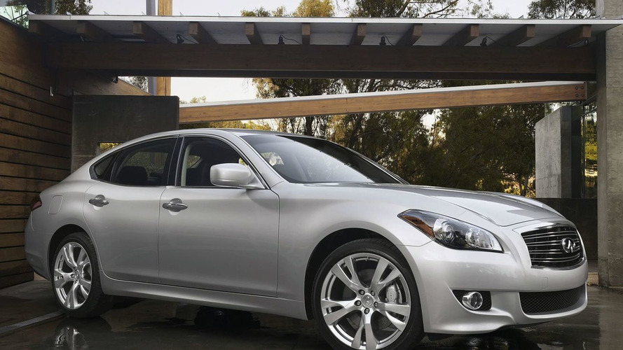 Infiniti boss confirms a flagship, several new crossovers - report