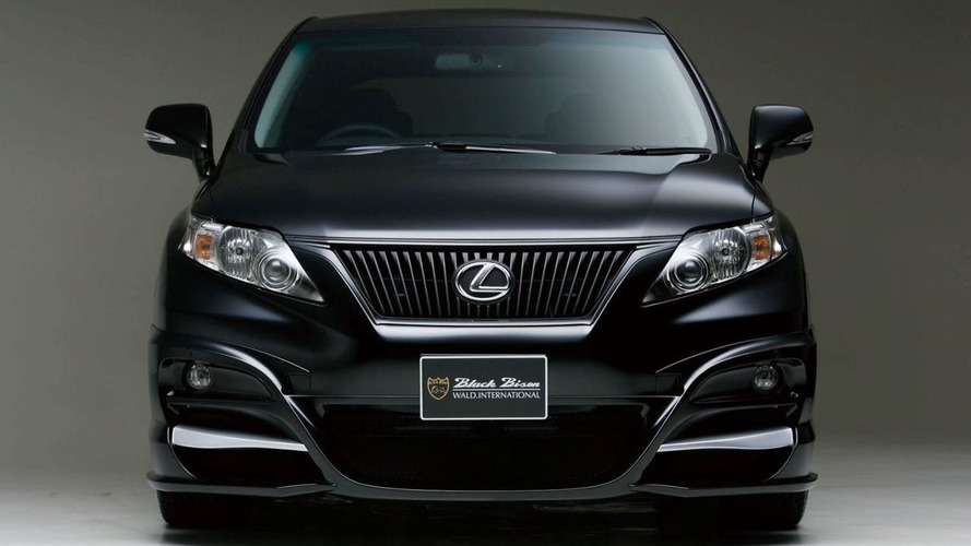 WALD RX350 / 450h Sports Line Black Bison Edition for 2009 MY