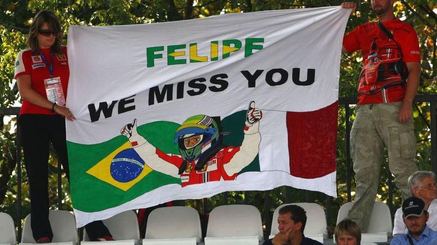 Massa aims for kart race return in December