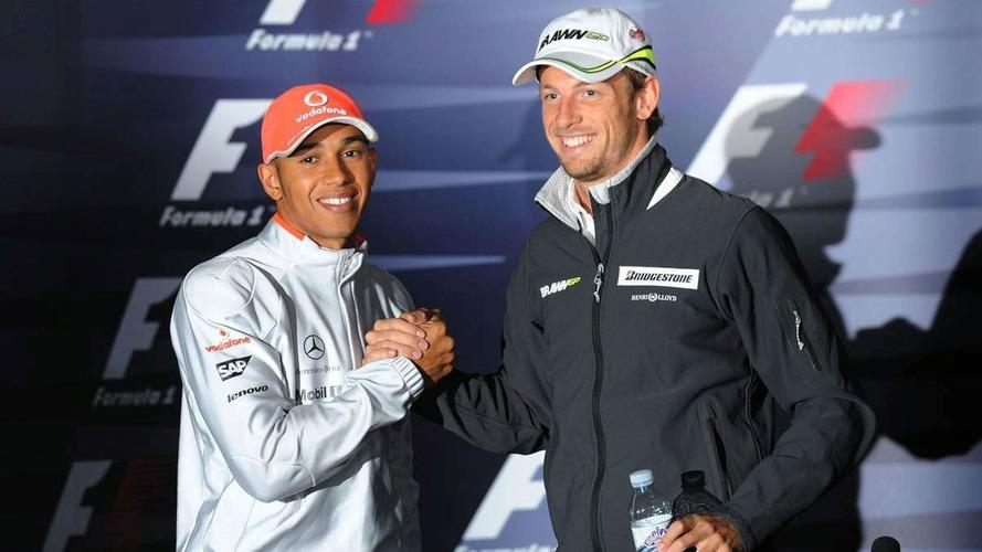 Button wants Hamilton challenge - Ross Brawn