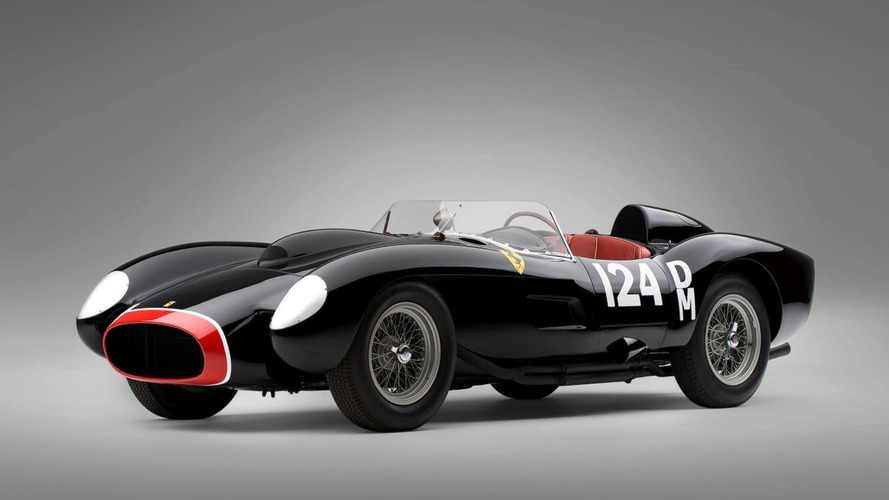 Legendary Ferrari *Pontoon-fender* Testa Rossa Set to Break World Auction Record