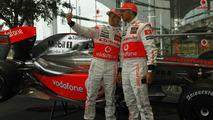McLaren MP4-24 for 2009 F1 Season