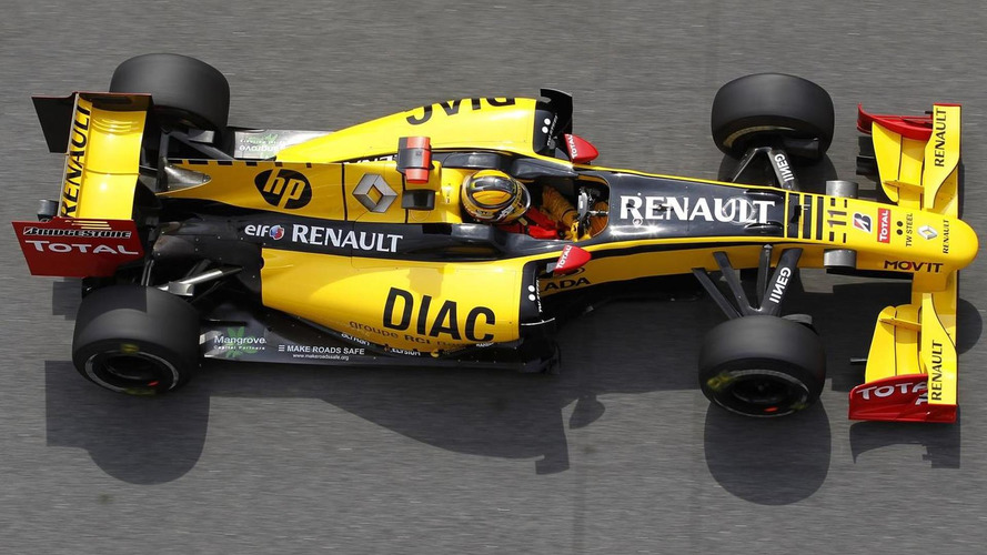 Kubica worried about Renault aero package