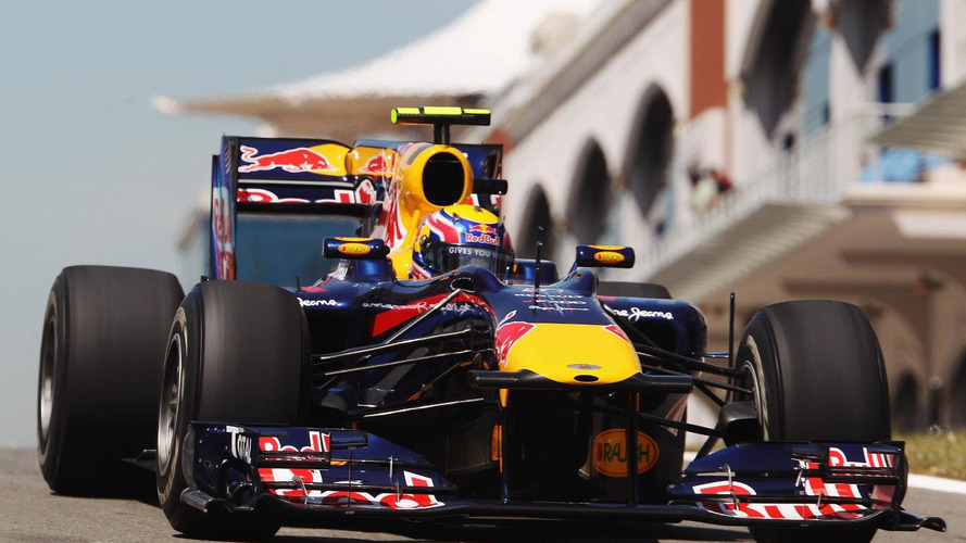 Troubled practice for favourites Webber, Massa