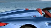 Porsche 911 Speedster rendering