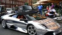 Lamborghini Murcielago Roadster Chromed