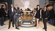 MINI Rocketman concept live in Geneva