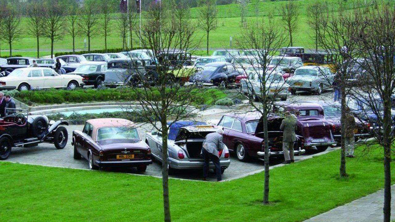 Rolls-Royce Goodwood Charity Run