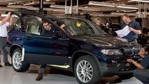 BMW X5 500.000 Units Milestone