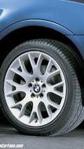 BMW X3 Leichtmetallrad 19' Kreuzspeiche 145